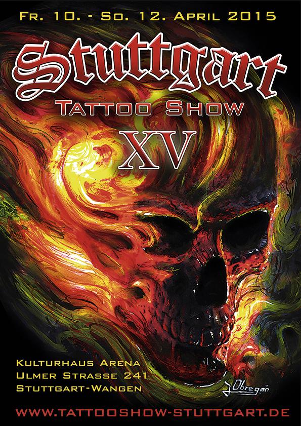 Stuttgart Tattoo convention 15 Carlos aus Tokio