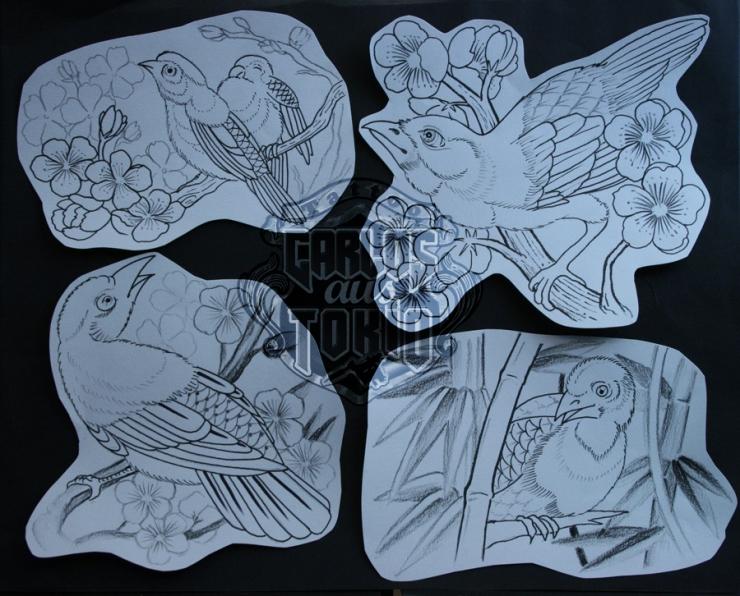 japanese tattoo design for women3