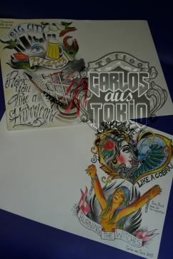 deutschland schweden tattoo flash3