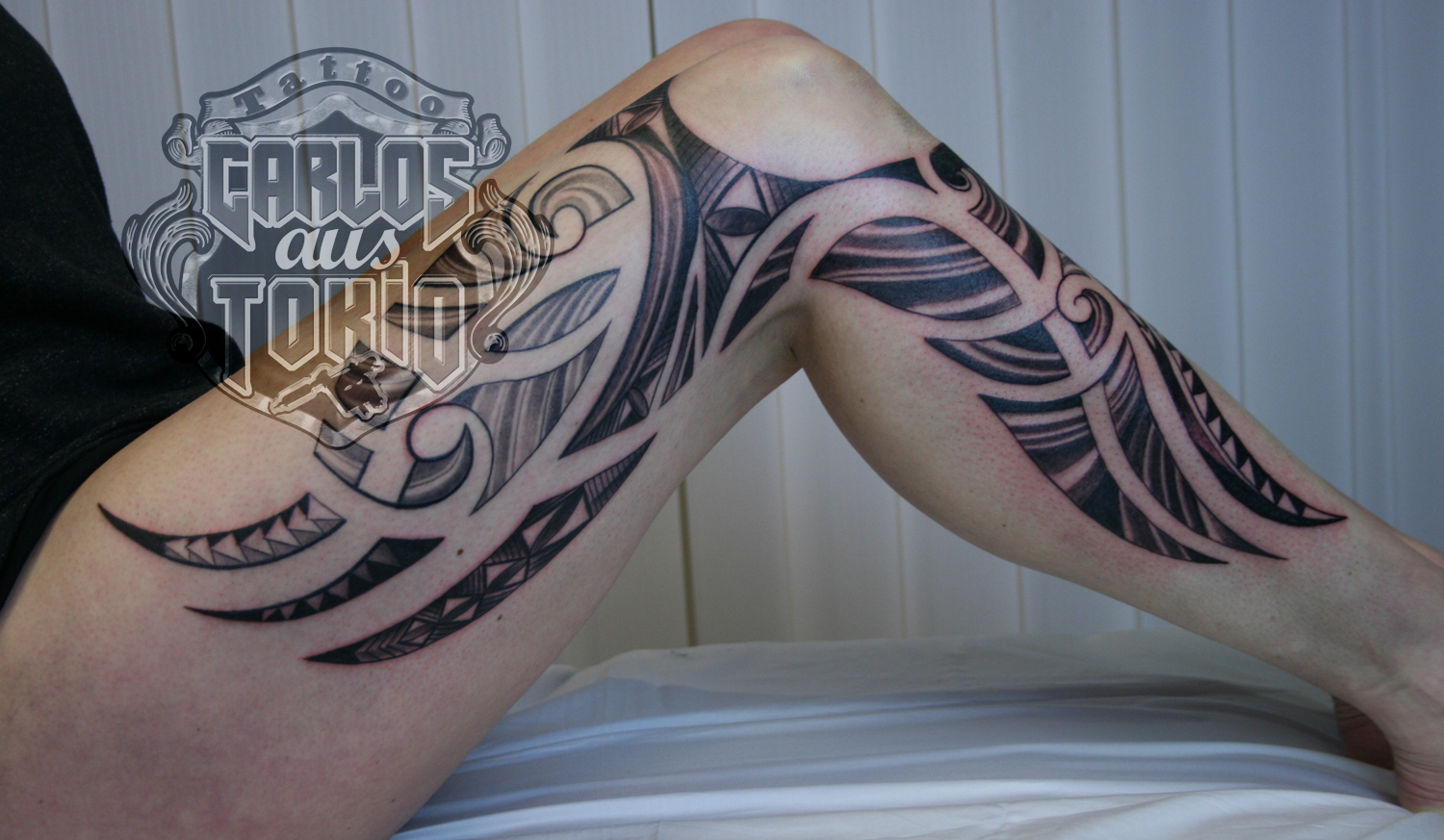 lady s maori tribal tattoo4 carlos tattoo. Black Bedroom Furniture Sets. Home Design Ideas