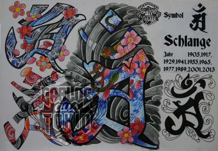 bonji tattoo design12a