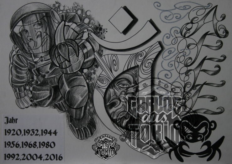 bonji tattoo design18