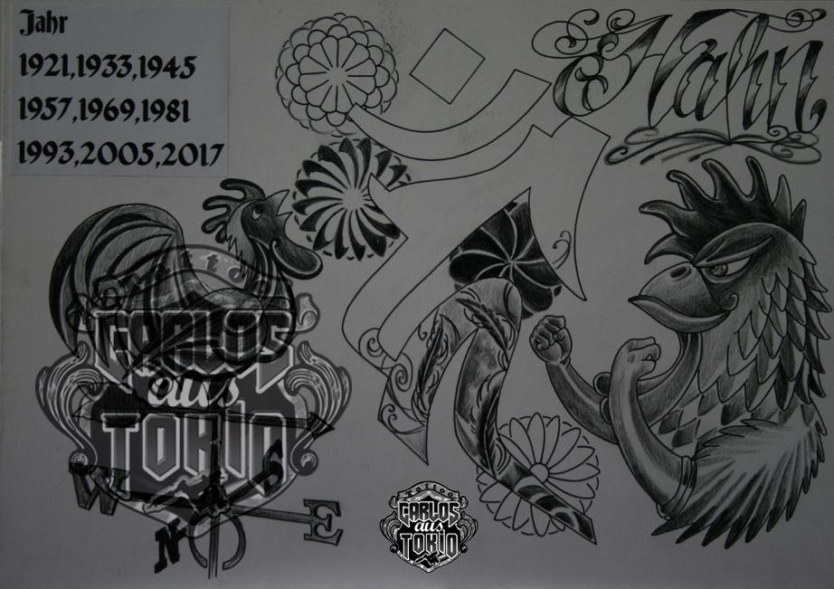 bonji tattoo design19
