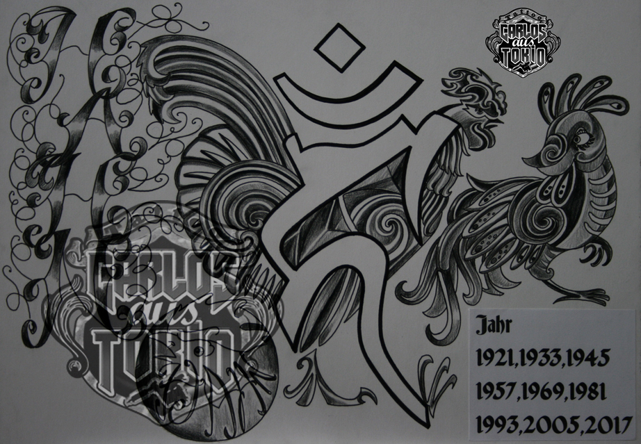 bonji tattoo design20
