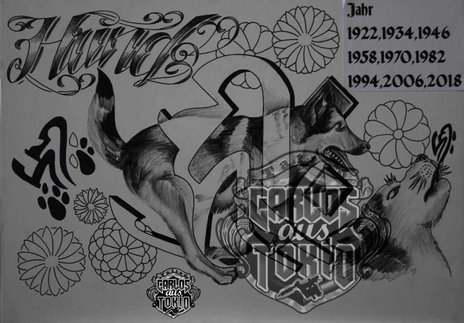 bonji tattoo design21