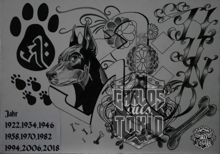 bonji tattoo design22