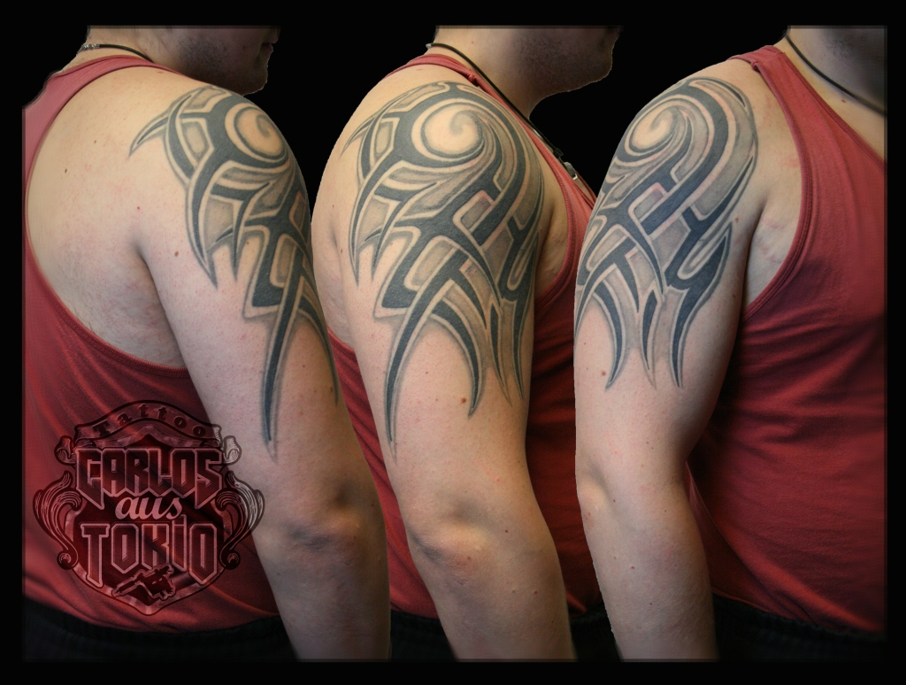 connecting new tattoo tribal1