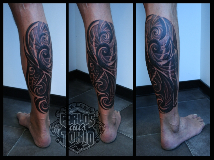 hybrid wave tattoo1