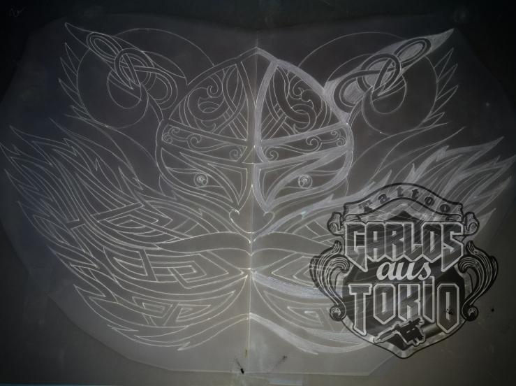 viking tribal design1