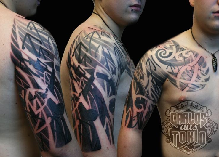 hybrid tattoo