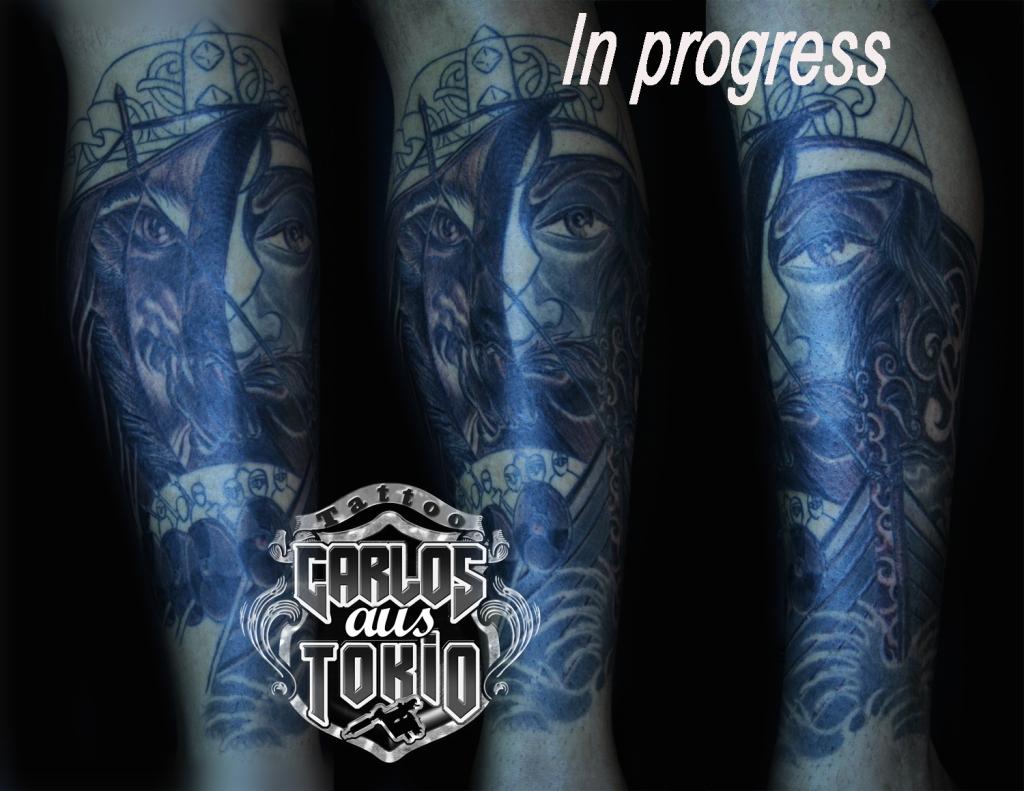 tattoo expo leipzig viking tattoo