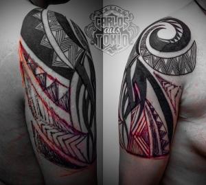 black work tattoo dutschland1