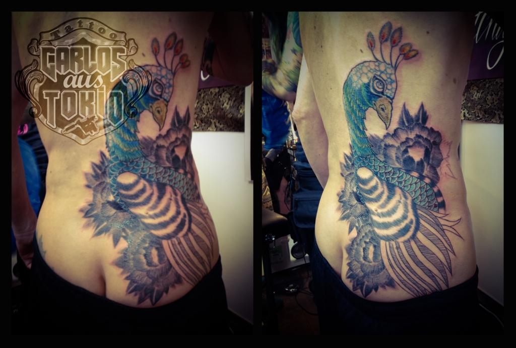 pfau tattoo deutschland1