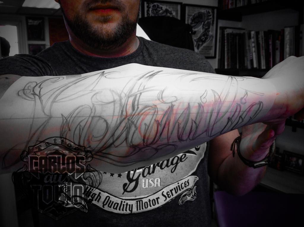 schrift tattoo deutschlad3