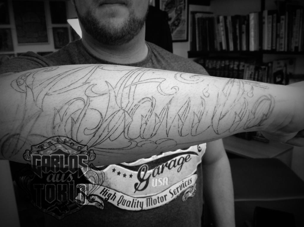 schrift tattoo deutschlad4