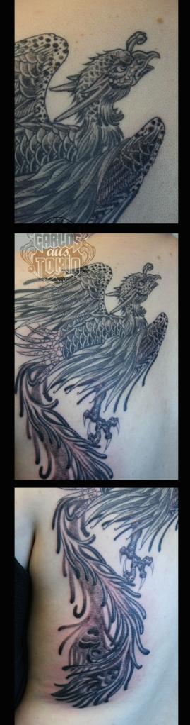 phoenix lady tattoo1