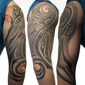 tribal tattoo deutschland