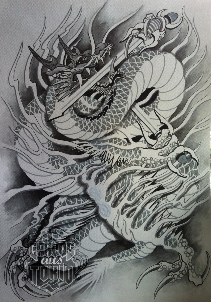 japanese dragon tattoo9