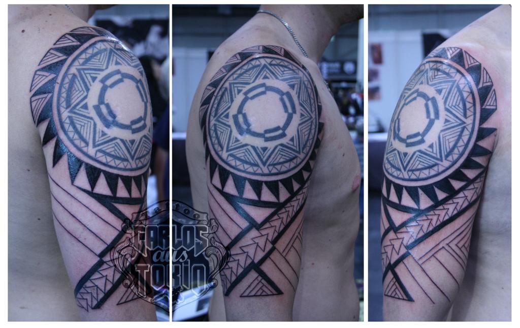 polynesian tattoo deutschland1