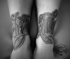 schriftzuge tattoo 2