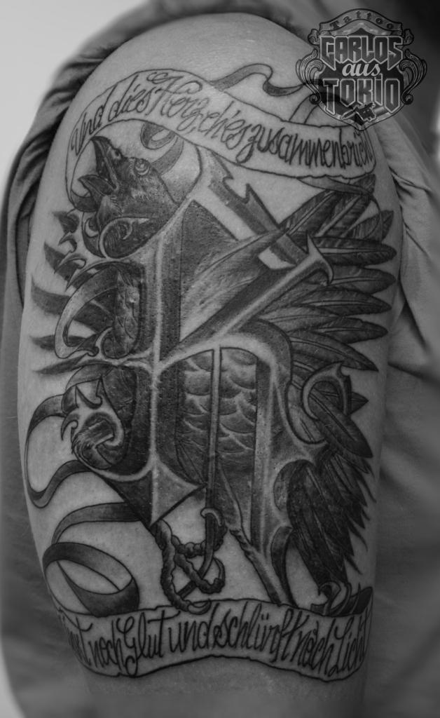 krahe tattoo carlos aus tokio