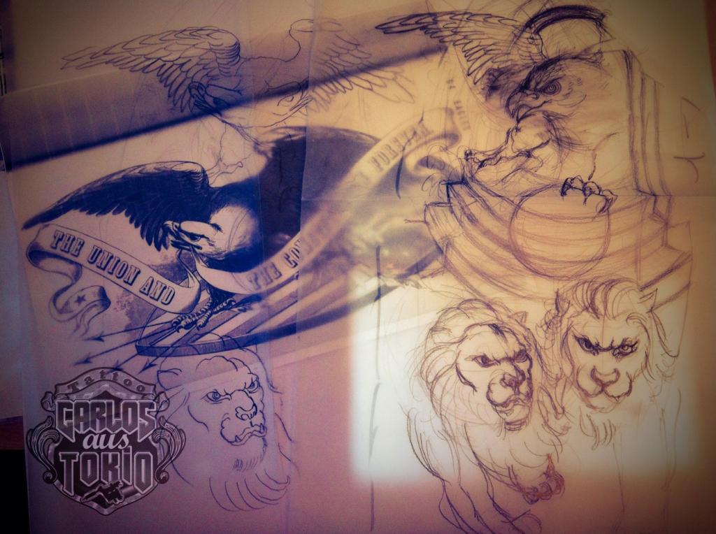sabaton tattoo carlos aus tokio2