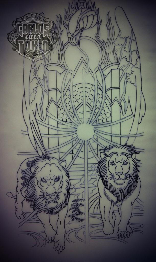 sabaton tattoo carlos aus tokio3