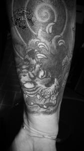 tiger tattoo carlos aus tokio krefeld tattoo convention1