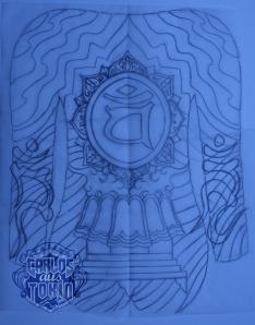 Japanese buddhist tattoo17a