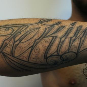lettering schrift tattoo1