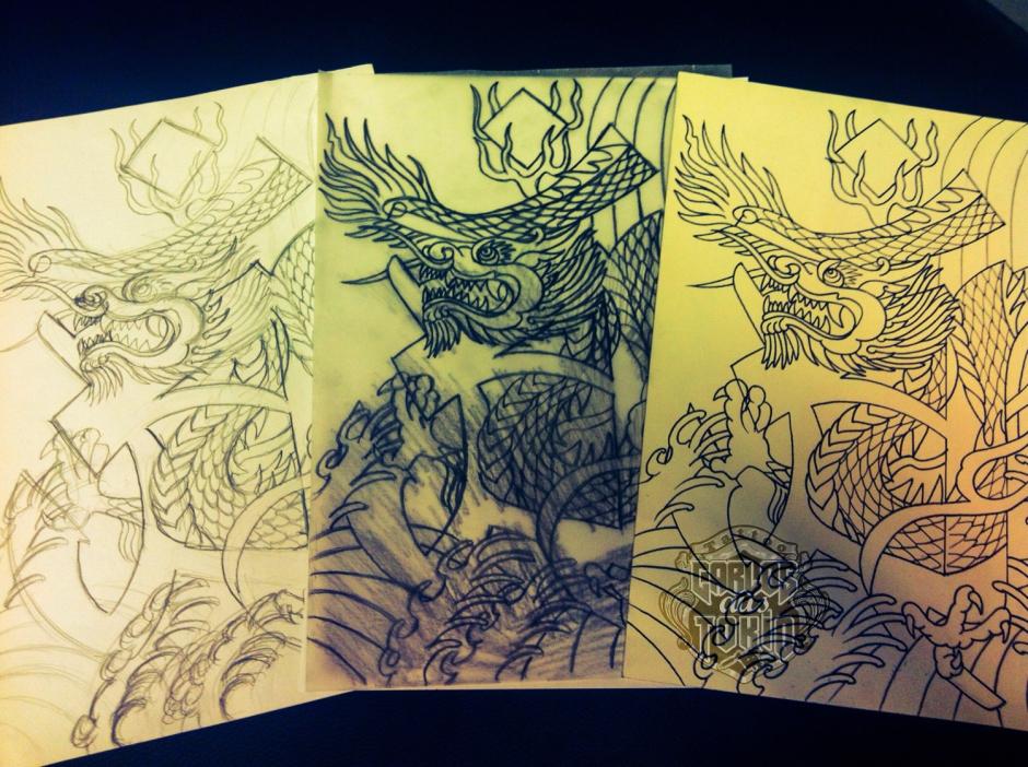 japanese bonji sanskrit tattoo carlos aus tokio1