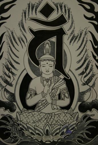 japanese bonji sanskrit tattoo carlos aus tokio6