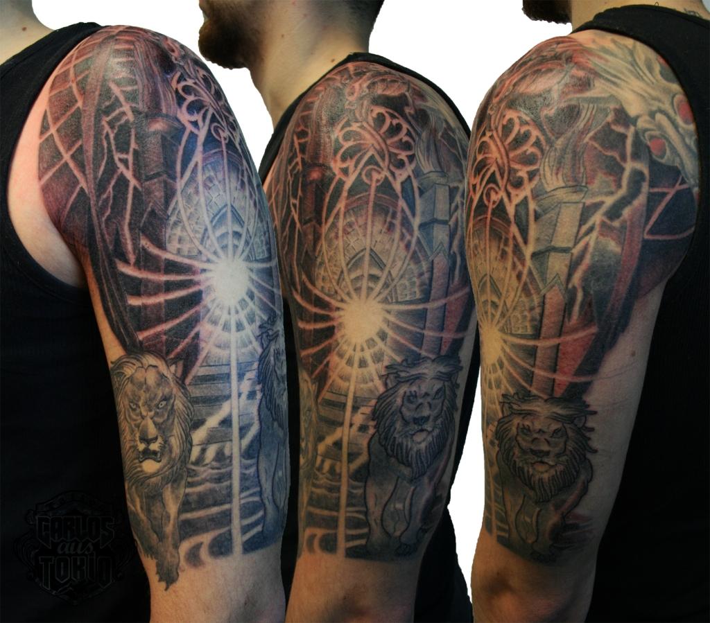 sabaton tattoo