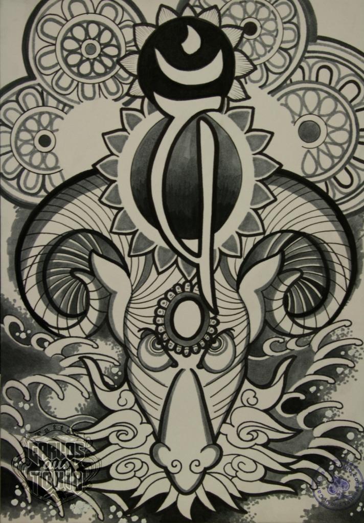 japanese buddhist tattoo28
