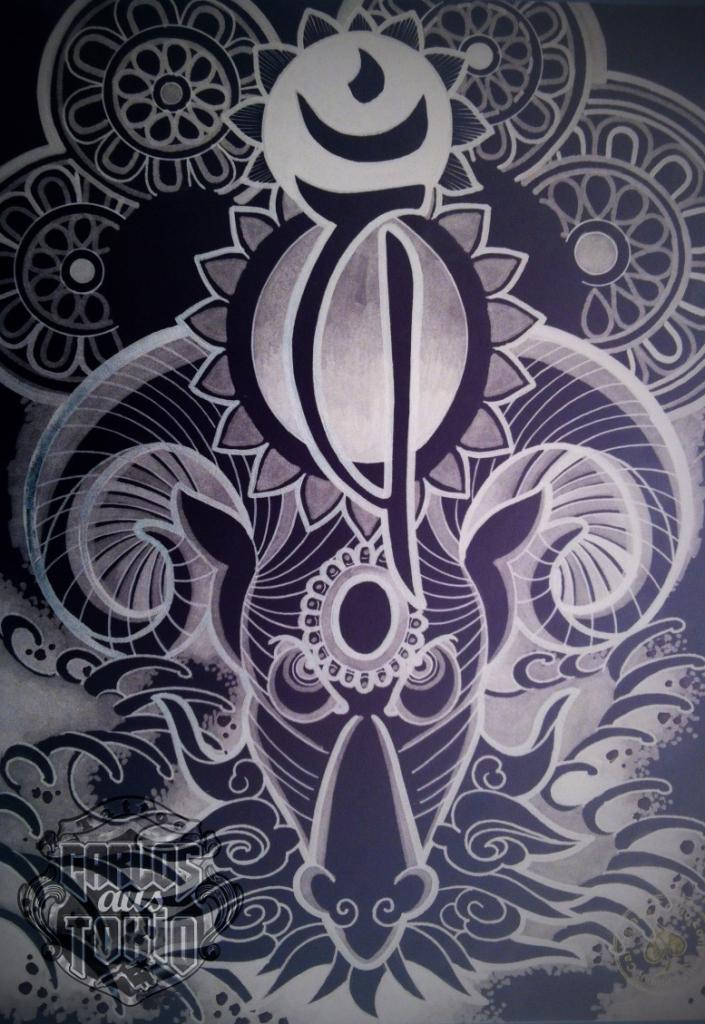 japanese buddhist tattoo28a