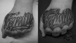 schriftzuge tattoo lettering3