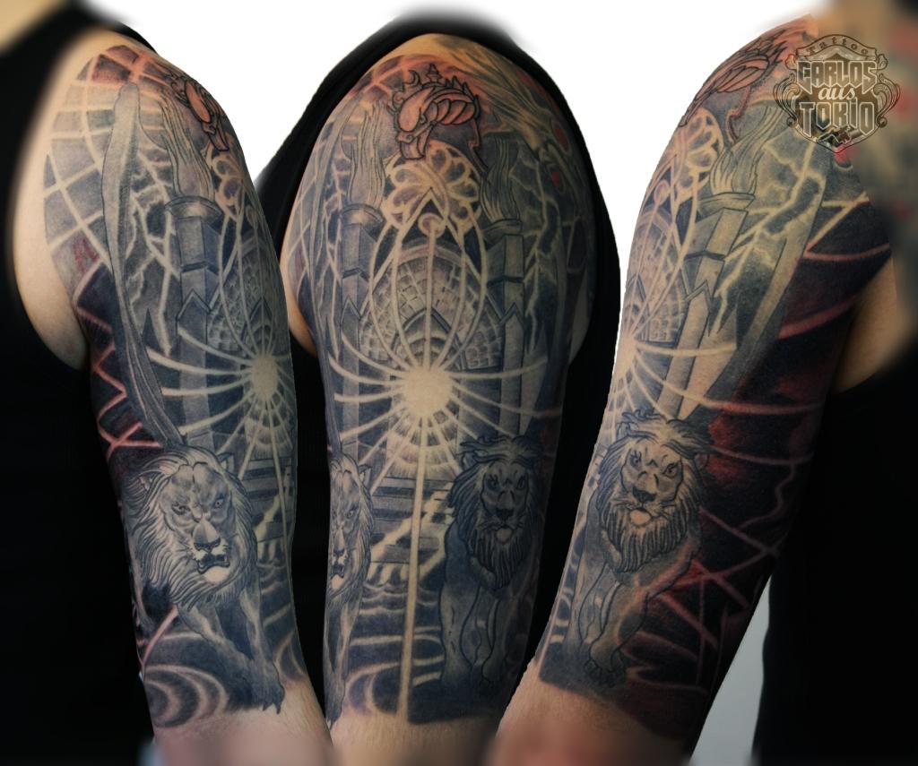 sabaton heroes tattoo