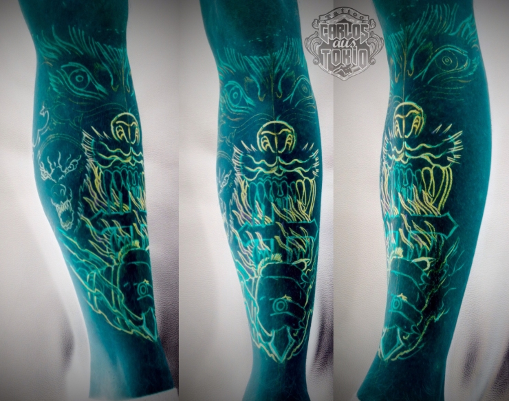band powerwolf tattoo2
