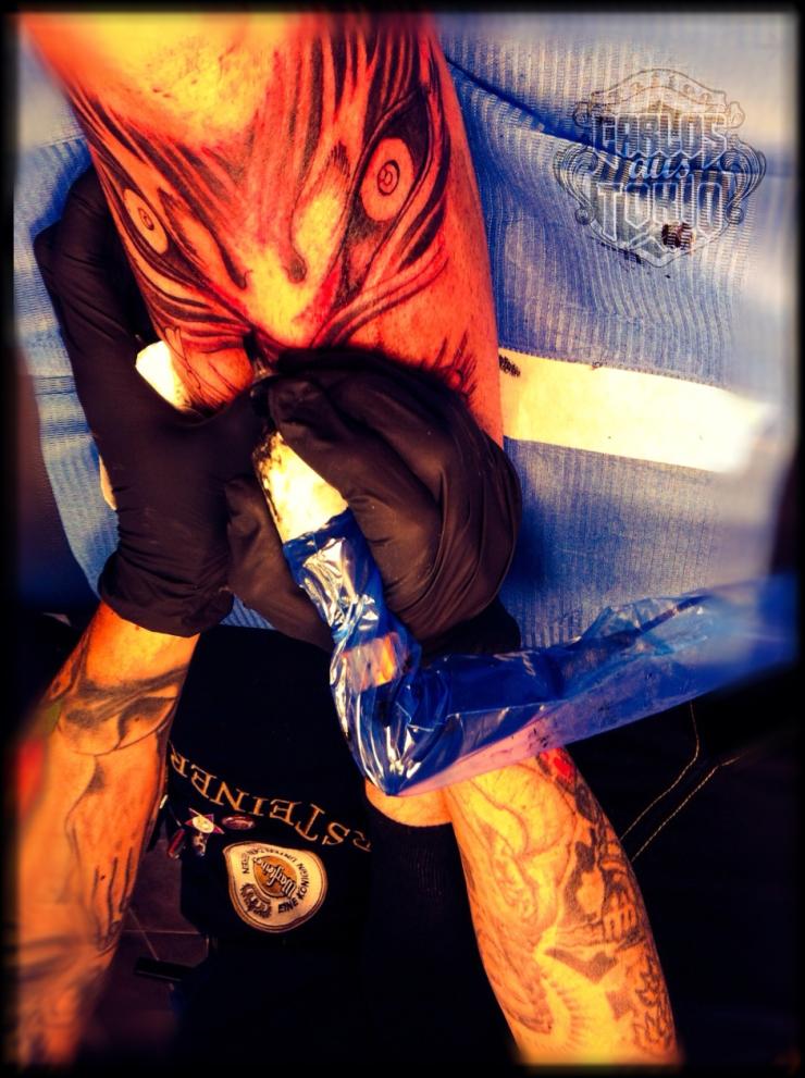 band powerwolf tattoo3