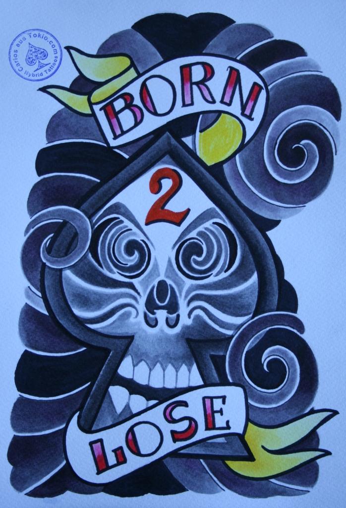 totenkopf tattoo carlos aus tokio13