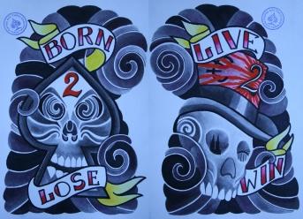 totenkopf tattoo carlos aus tokio15