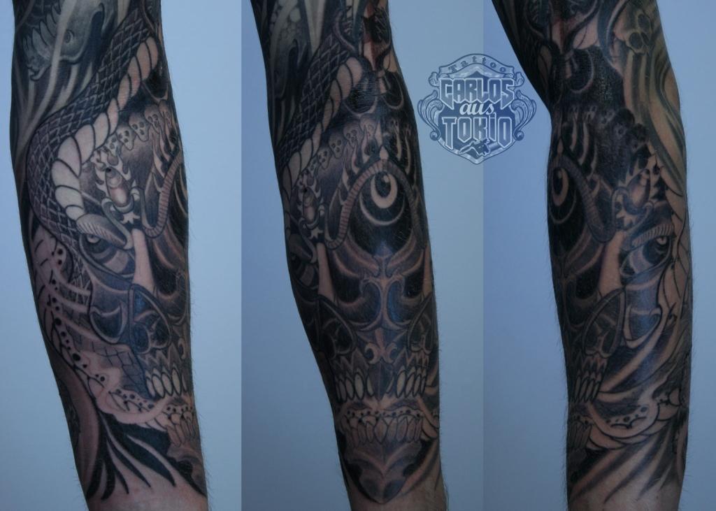 tibetan skull tattoo carlos aus tokio2