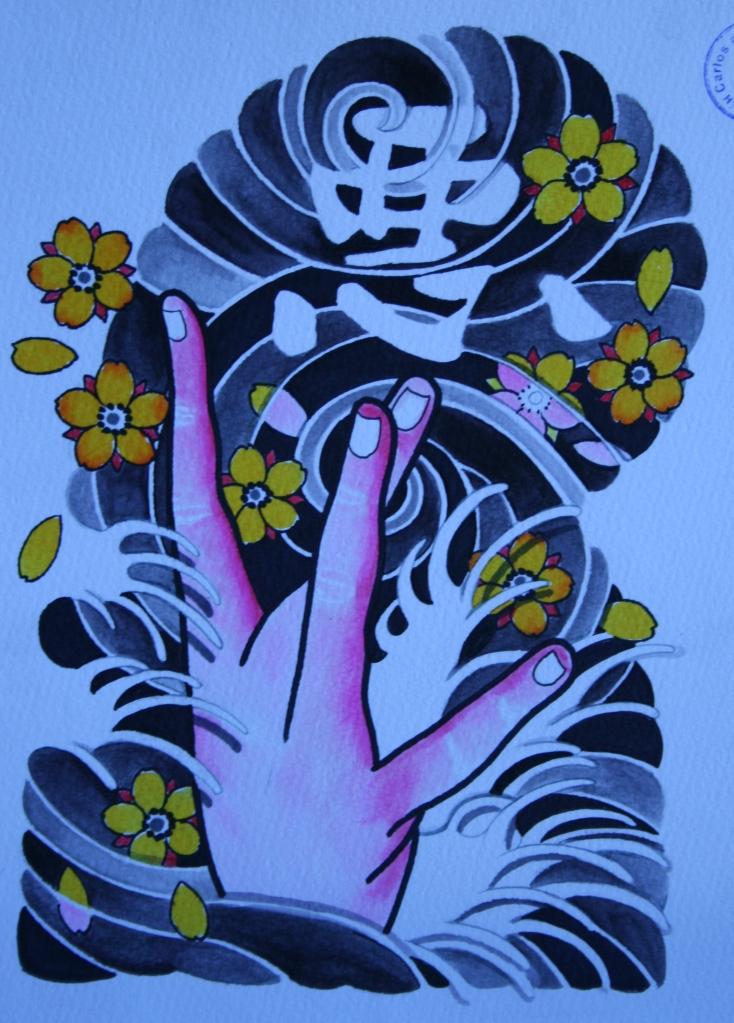 kanji tattoo9a