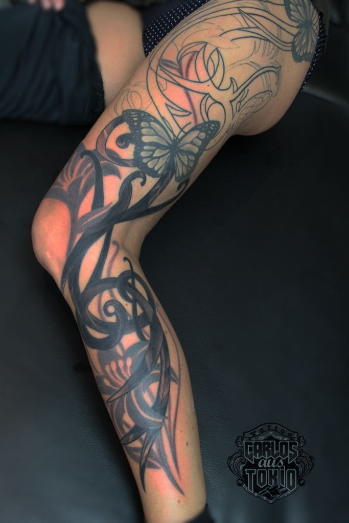 female tribal tattoo2