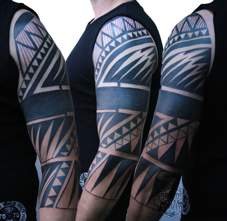 black work tattoo1