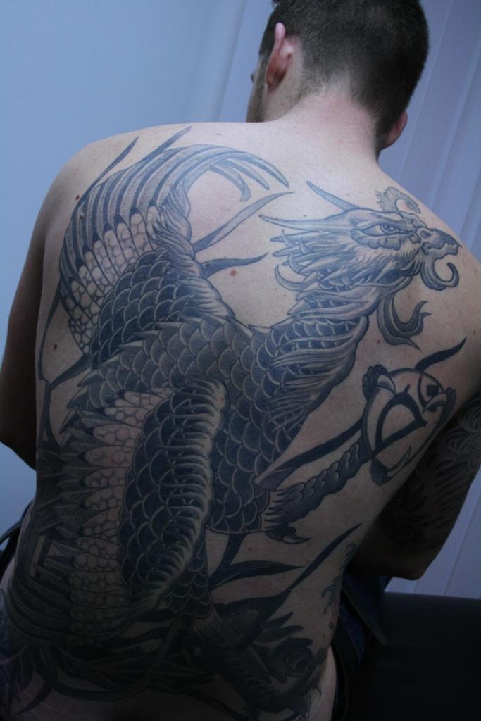 phoenix tattoo2