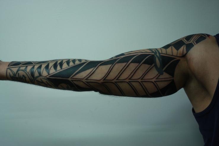tribal tattoo carlos aus tokioa2