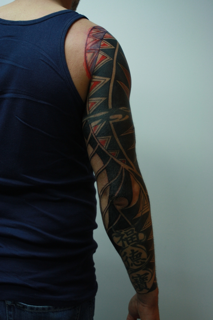 tribal tattoo carlos aus tokioa3