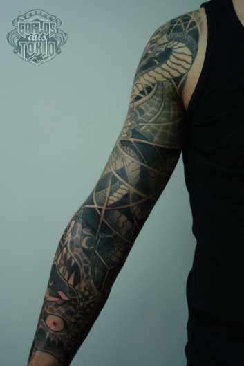 blind guardian drache tattoo1abc