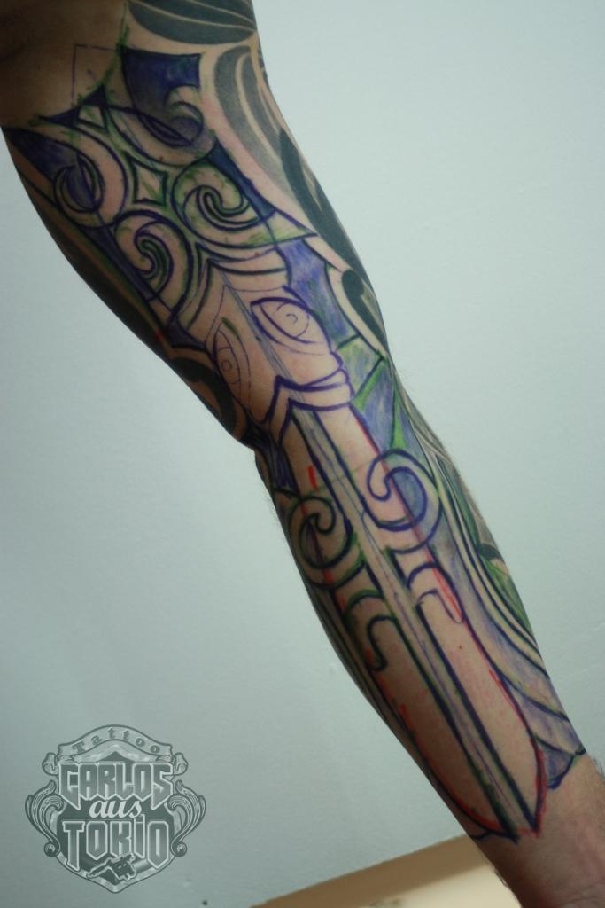 maori tribal tattoo03